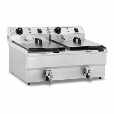 Friggitrice professionale Royal Catering RCEF 10DH